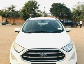 Used 2018 Ford EcoSport MT for sale in Ahmedabad