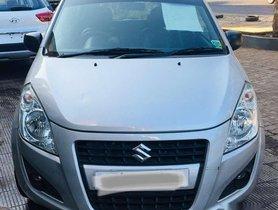 Maruti Suzuki Ritz 2015 MT for sale in Goa