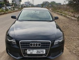 Used 2011 Audi A4 Version 2.0 TDI Multitronic AT for sale in Chinchwad
