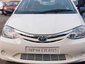 Toyota Etios Liva G 2011 MT for sale in Bhopal