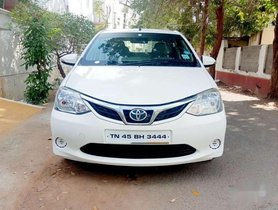 Used Toyota Etios VD 2015 MT for sale in Erode