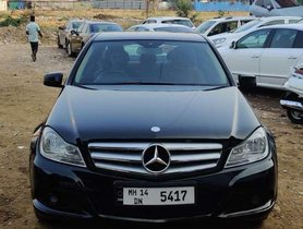 Used Mercedes Benz C-Class AT for sale in Mumbai