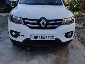 Renault Kwid 2018 MT for sale in Nahan