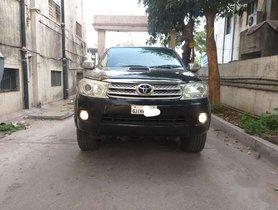 Used 2010 Toyota Fortuner MT for sale in Vadodara