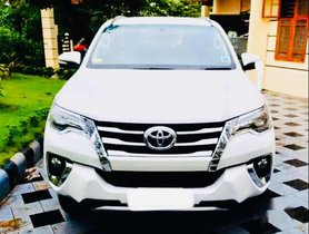 Used Toyota Fortuner 3.0 4x2 Automatic, 2017, Diesel AT for sale in Chandigarh