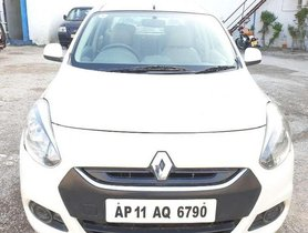 Used Renault Scala RxL 2012 MT for sale in Hyderabad