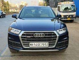 2018 Audi Q5 AT for sale in Mumbai