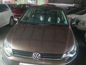 Volkswagen Polo Comfortline Petrol, 2016, Petrol MT for sale in Coimbatore