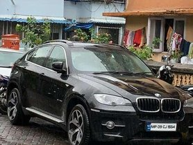 BMW X6 2011 AT for sale in Mumbai