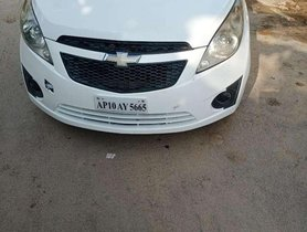 Used Chevrolet Beat LS Diesel, 2011, MT for sale in Hyderabad