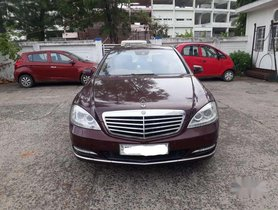 Used Mercedes-Benz S-Class 350, 2010, Petrol AT for sale in Kolkata