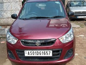 Used Maruti Suzuki Alto K10 VXI MT for sale in Guwahati at low price