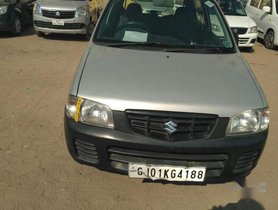 Used Maruti Suzuki Alto MT for sale in Ahmedabad at low price