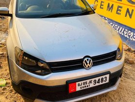 Used 2014 Volkswagen Cross Polo MT for sale in Ahmedabad