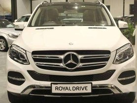 Used 2017 Mercedes Benz GLE AT for sale in Kochi