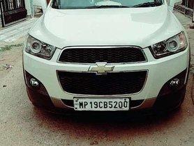 2013 Chevrolet Captiva MT for sale in Satna