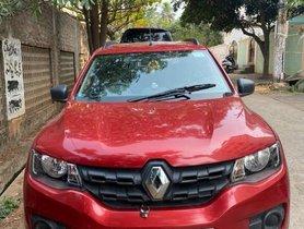 Used 2016 Renault Kwid MT for sale in Amalapuram
