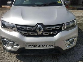 Used Renault Kwid 1.0 RXT AMT (O) (Automatic), 2017, Petrol AT for sale in Hyderabad