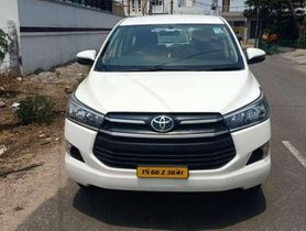Toyota INNOVA CRYSTA, 2018, Diesel MT for sale in Coimbatore