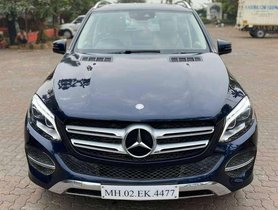 Mercedes-Benz Gle 250 D, 2017, Diesel AT for sale in Mumbai