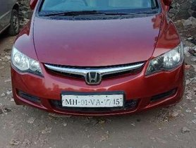 Honda Civic Hybrid, 2006, CNG & Hybrids MT for sale in Mumbai