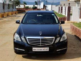 Used Mercedes Benz E Class AT for sale in Mumbai
