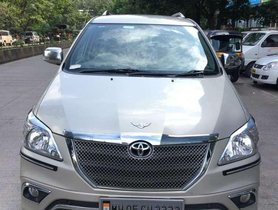 Toyota Innova 2.5 VX BS IV 8 STR, 2015, Diesel MT for sale in Mumbai