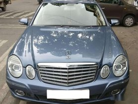 Used Mercedes Benz E Class AT for sale in Thane