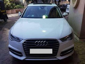 Used 2016 Audi A6 35 TDi AT for sale in Thane