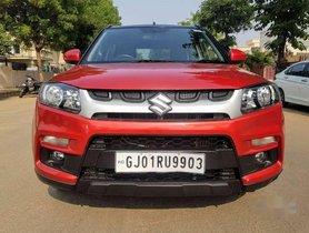 Used Maruti Suzuki Vitara Brezza VDi - Diesel, 2016, MT for sale in Ahmedabad
