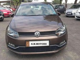 Used Volkswagen Polo Highline Petrol, 2017, Petrol MT for sale in Ahmedabad