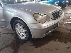 Used 2003 Mercedes Benz C-Class AT for sale in Kottayam