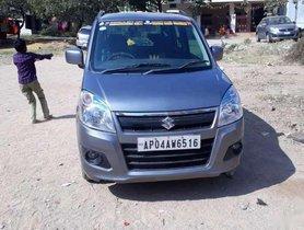 Used 2014 Maruti Suzuki Wagon R VXI MT for sale in Hyderabad
