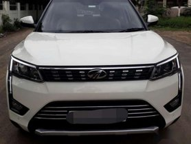 2019 Mahindra XUV300 MT for sale in Salem