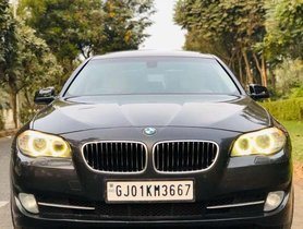 Used 2011 BMW 5 Series 520d AT for sale in Ahmedabad