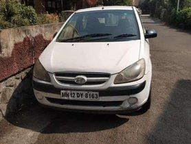 Hyundai Getz 2007 MT for sale in Pune