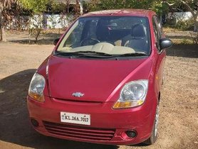 Used Chevrolet Spark 2009 1.0 MT for sale in Kottayam