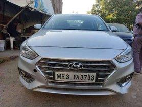 Used Hyundai Verna CRDi 1.6 SX Option 2017 AT for sale in Nagpur