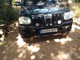 Used 2011 Mahindra Scorpio MT for sale in Goa