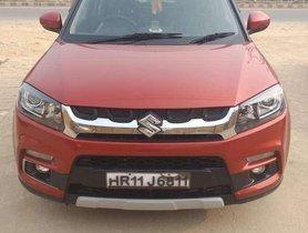 Used Maruti Suzuki Vitara Brezza ZDi 2017 MT for sale in Gurgaon