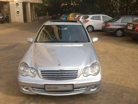 Used 2007 Mercedes Benz C-Class AT for sale in Thane
