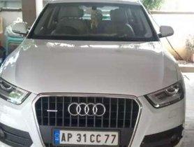 Used Audi Q3 2.0 TDI quattro Premium Plus, 2012, Diesel AT for sale in Visakhapatnam