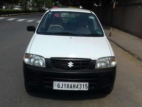 Used Maruti Suzuki Alto LXi CNG, 2010, CNG & Hybrids MT for sale in Ahmedabad