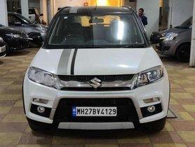 Used Maruti Suzuki Vitara Brezza ZDi 2017 MT for sale in Mumbai