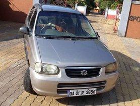 Used Maruti Suzuki Alto 800 Lx, 2002, Petrol MT for sale in Goa