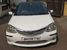 Toyota Etios 2011 MT for sale in Pune