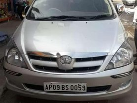 Used Toyota Innova MT for sale in Hyderabad at low price