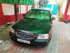 Used 2010 Hyundai Accent MT for sale in Gurgaon