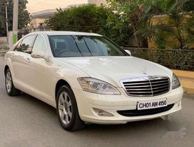 Used Mercedes-Benz S-Class S 320 CDI, 2008, Diesel AT for sale in Jalandhar