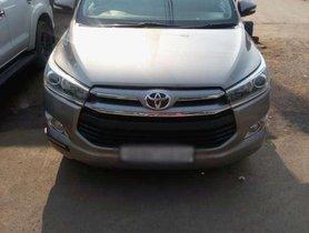 Used Toyota Innova Crysta MT for sale in Raipur